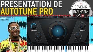 PRESENTATION DE L'AUTO-TUNE PRO (Antares)