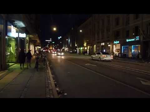 Nightlife in Copenhagen ʕ·ᴥ·ʔ