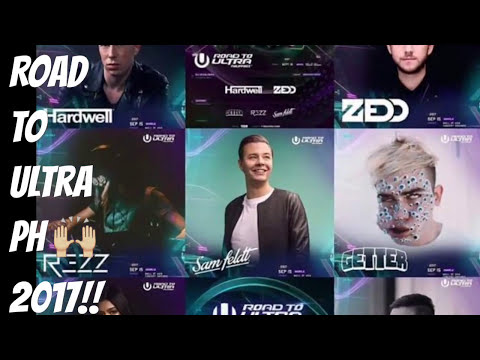 Mellow 947 Road To Ultra PH 2017!!! | Concert