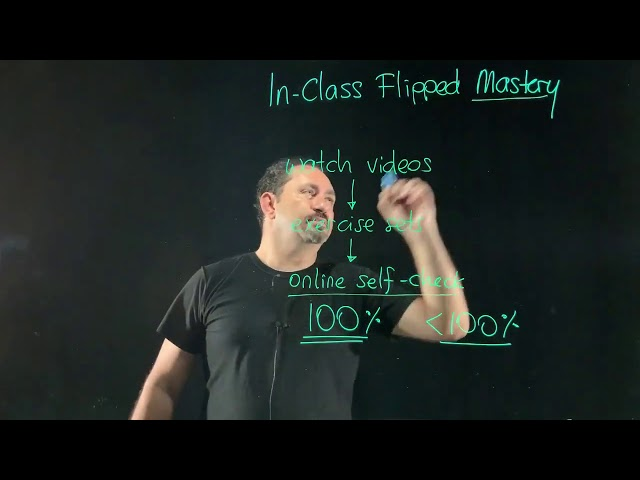 In-class Flipped Mastery