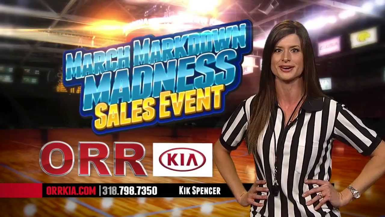 Boniface Hiers Kia Orr Kia Of Shreveport O March Markdown Madness Sales Event