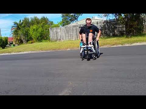 Stealth Carbon II Wheelchair Power Add On