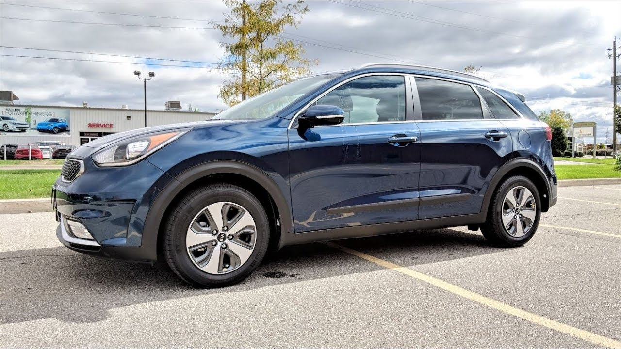 2019 Kia Niro Complete Review And Walkaround