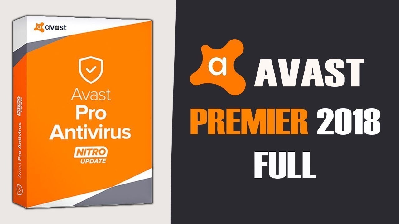 avast free antivirus 2018 full version