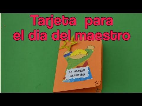 Tarjetas Maestro