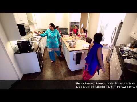 Miss Punjaban Canada Reality Show Episode 3