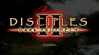 Disciples 2: Dark Profecy gameplay (PC Game, 2002)