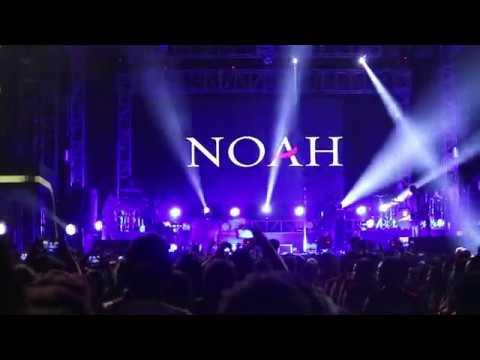 NOAH - Cinta Bukan Dusta live Semarang