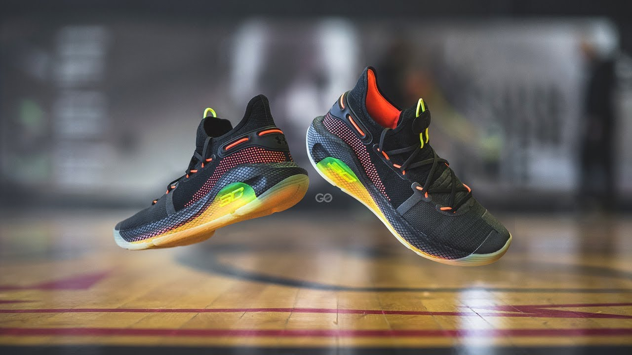 uk availability 574c3 64012 Under Armour Curry 6