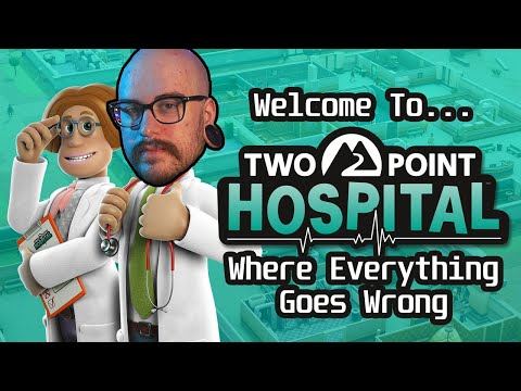Attempting To Save The World at Two Point Hospital |