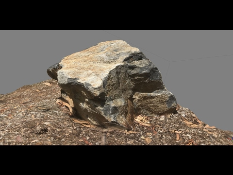 Create Fast Realistic Photogrammetry Assets