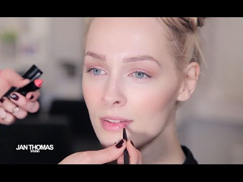 kampanjkoder 100% toppkvalitet närmare kl How to: En glossy, naturlig makeup - YouTube