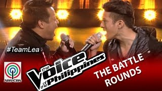 "The Voice of the Philippines Battle Round ""We Built This City"" by Karl and Nino (Season 2)"