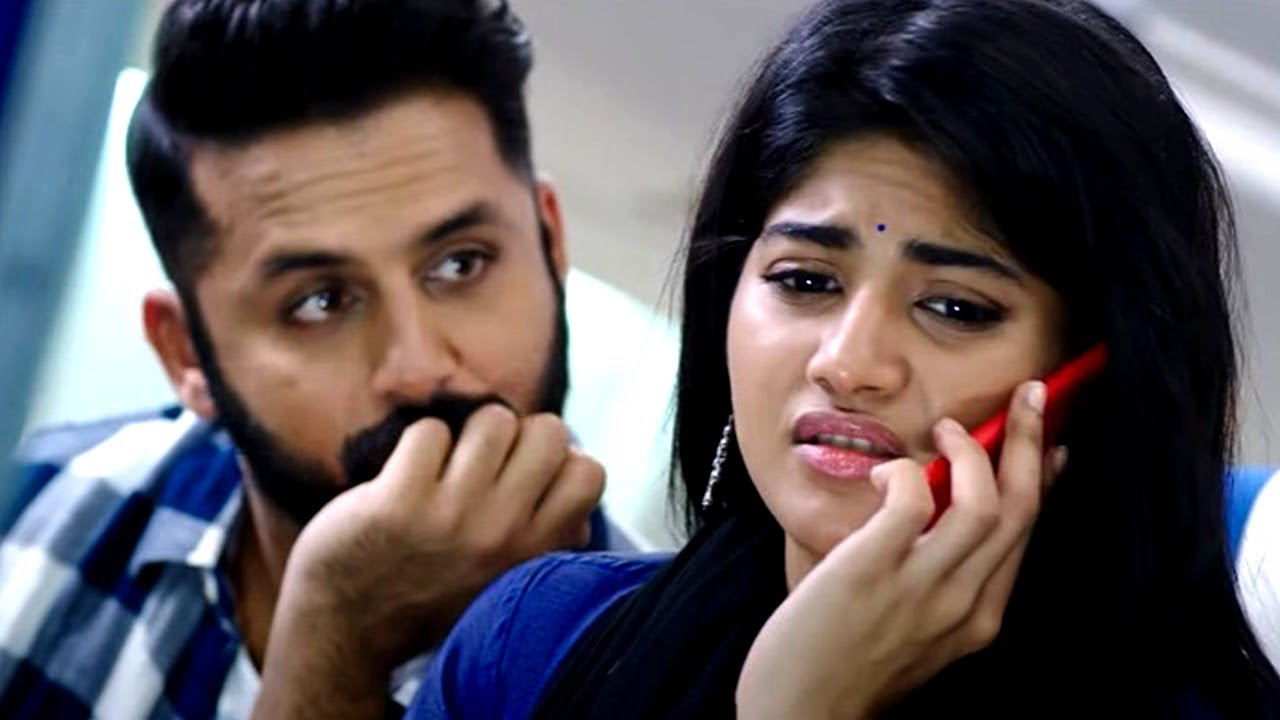 Nithin Tries To Flirt With Megha Akash   LIE Superhit Scenes   Back To Back Best Comedy Scenes