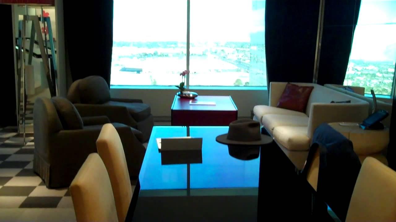 Skylofts 2 Bedroom Loft Suite 2013 01 02 Mgm Grand Skyloft 72 Youtube