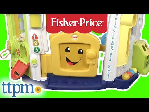 Laugh & Learn Smart Learning Home From Fisher-Price