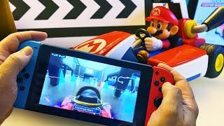 Mario Kart Live Home Circuit is insane