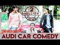 Rajini Murugan - Audi Car Comedy Scene | Sivakarthikeyan, keerthi Suresh, Soori | Ponram