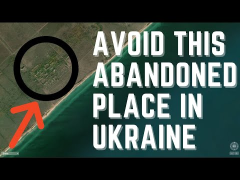 Avoid This Abandoned Place In Ukraine 🇺🇦