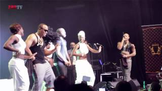 Davido Performs Skelewu in london Live on Stage at the O2  Indigo2 concert