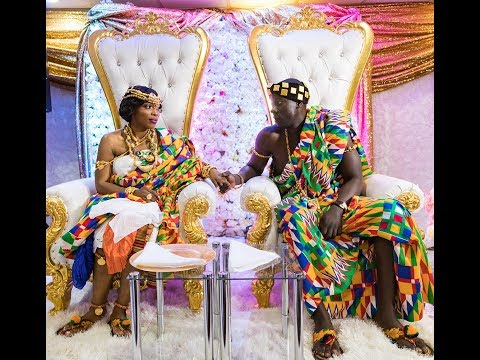A ROYAL WEDDING ( NANA AKUA & NATHAN)