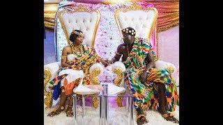 A ROYAL WEDDING ( NANA AKUA & NATHAN)