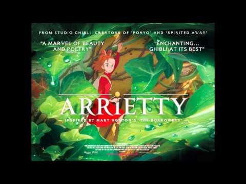 """Cécile Corbel - Arrietty's Song ITA (""""La canzone di Arrietty"""") + testo (lyrics)"""