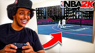NBA 2K JUST RELEASED A NEW GAME... IN APRIL?!?