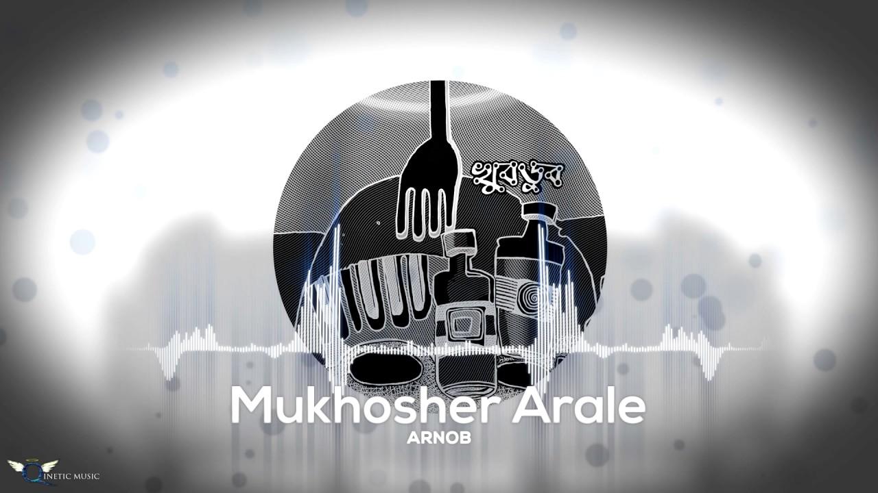 arnob-mukhosher-arale-official-audio-qinetic-music
