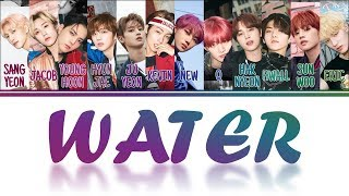 The boyz water 01. 02. d.d.d 03. complete me 04. summer time 05. 위로 (going high) 06. daydream