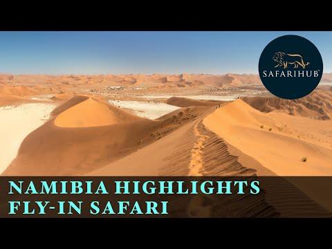7-Day Namibia Highlights Flying Safari | Sossusvlei Safari Packages | Safarihub