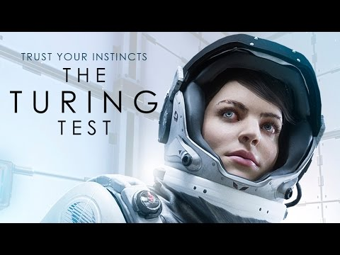 The Turing Test Gameplay - Chapter 3 [E03]