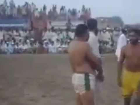 Ransinwal Kabaddi Match Narowal PAKISTAN 11 09 2014 p2