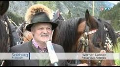 Die Pferdekutschengala in Abtenau 2011, www.rts-salzburg.at