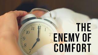 Comfort Must Fall - Week 4 David and Goliath