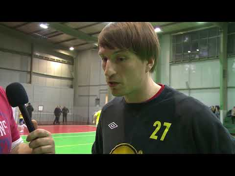 Нещерет Виктор І BudmonsteR-Akvilon  4:1  Нафтогаз України І Бизнес Лига 2017-2018