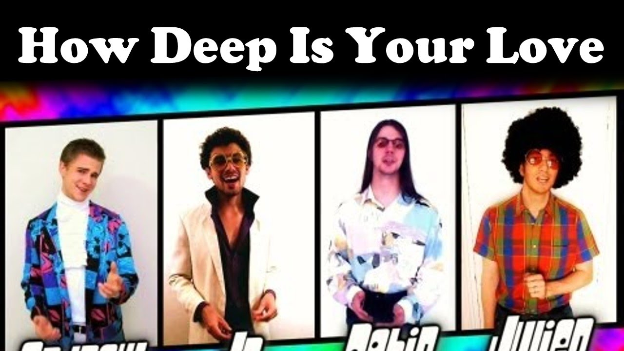 How Deep Is Your Love (Bee Gees) - Acapella cover