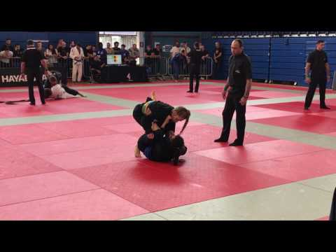 Jennifer Killeen vs Sarah Greenwood  IBJJF British Open 2017 24062017