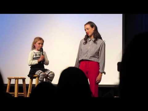 Bailey and Miranda Sings Perform Do You Want to Build a Snowman  518
