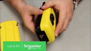 Schneider Electric suspendu Palpeur XACA 2714