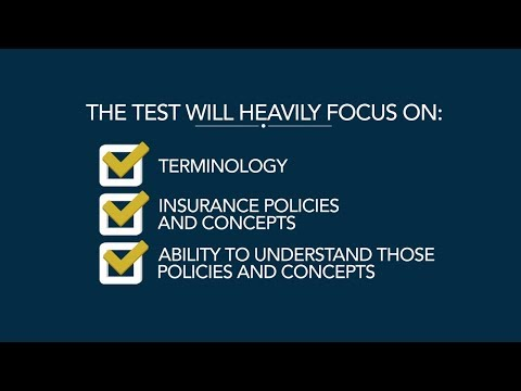 Insurance License Exam Sample Questions Americasprofessor Com