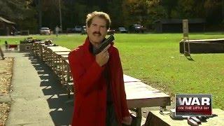Stossel Tries to Get a Gun Permit