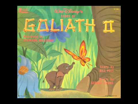 Goliath II (Disneyland ST-1902) - Sterling Holloway