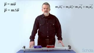 Физика. Закон сохранения импульса. Часть 1