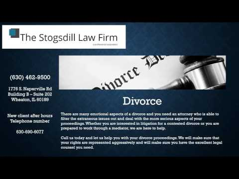 divorce attorney Dupage County Illinois