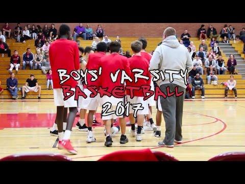 Ironwood High School Boys Basketball 2017
