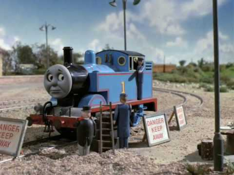 Thomas Goes Fishing (GC)