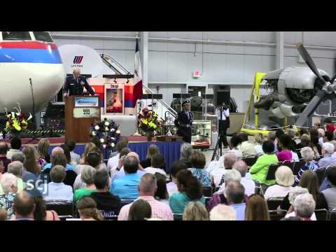 United Flight 232 25th Reflection Ceremony | The Sioux City Journal