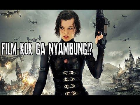 HUBUNGAN CERITA GAME DAN FILM RESIDENT EVIL!   Resident Evil Indonesia