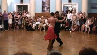 Ruben & Sabrina Veliz, Sabor del Tango 2010, Yalta (3)